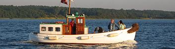 Torsdag d. 27. juli kl. 19: Tur med postbåden HJORTØ for medlemmer af HJORTØs Venner