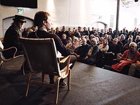 Skjulte Danmarkshistorier præsenteret på Historiske Dage i Øksnehallen i weekenden