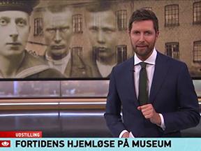Skjulte Danmarkshistorier i TV-avisen