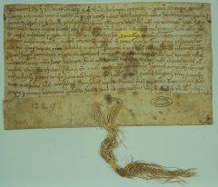Gavebrev fra 1229