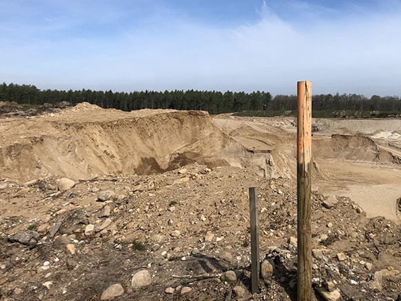 Arkæologisk udgravningslejr