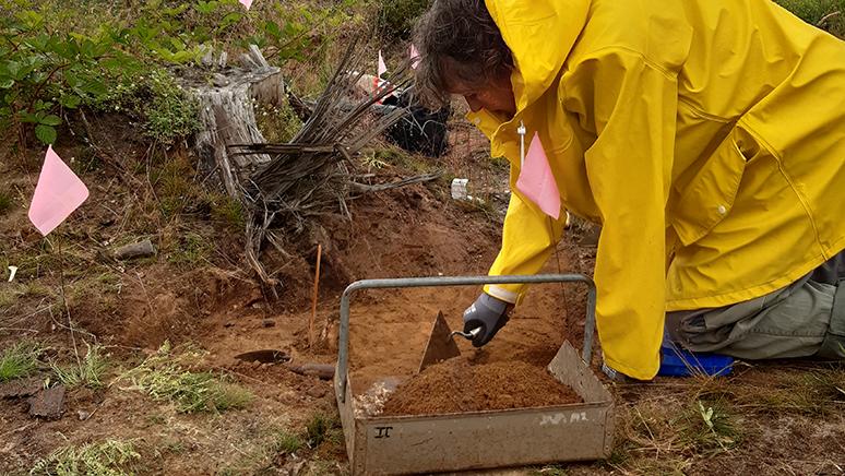 Besøg udgravningslejren ved Kirkeby