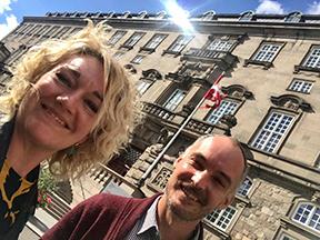 Rundvisning på Christiansborg